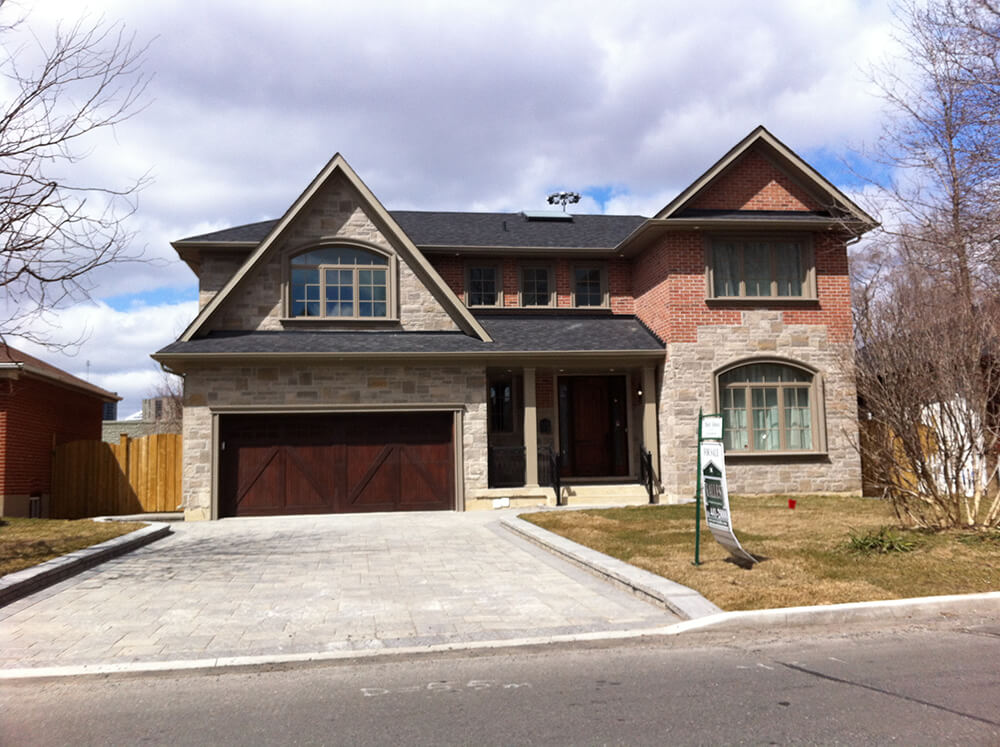 New homes in canada for New home designs canada